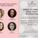 Come Celebrate with Me & Poshmark at Hotel ZaZa Next Thursday, August 15th!