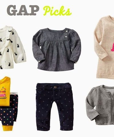 Baby Gap Picks (40% Off!) + Our Saturday…