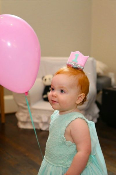 Harper's First Birthday- Party Pics