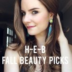 H-E-B Fall Beauty Picks