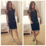 A Perfect Gray Dress