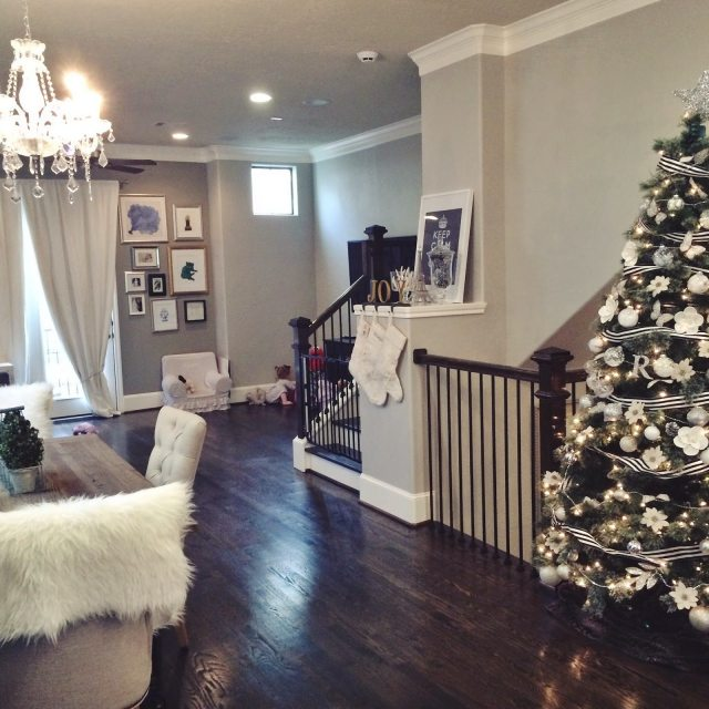 Our Home, At Christmas