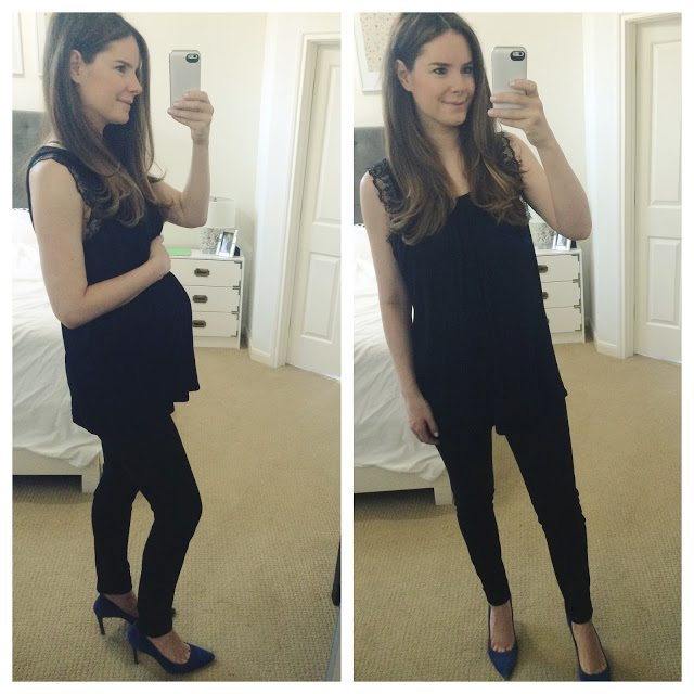 StitchFix Maternity: Review #2
