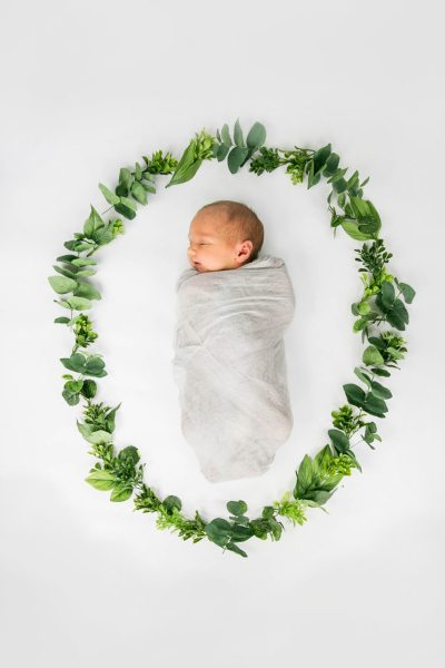 Lincoln Grey: Newborn Photos
