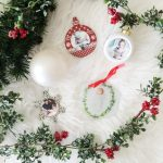 Photo Ornaments for the Holidays with Walmart Photo