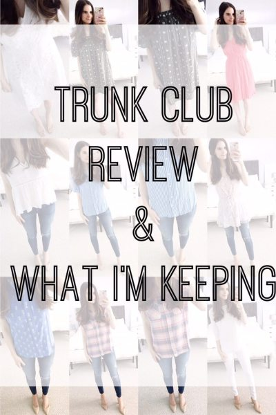 Trunk Club Review: Summer Trunk!