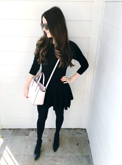A Little Black Dress for The New Year!