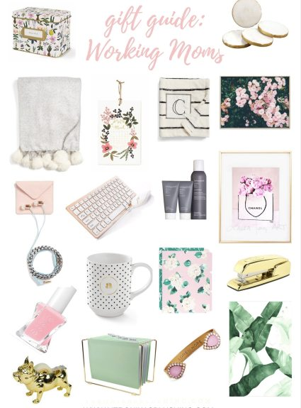 Gift Guide for Working Moms
