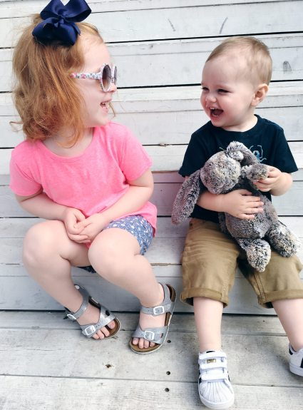 Favorite Summer Outfits for Toddlers