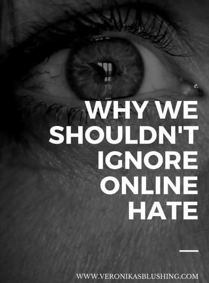Why We Shouldn't Ignore Online Hate
