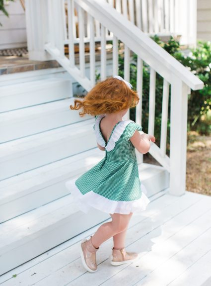 Cuteheads x Veronika's Blushing – The Harper Dress