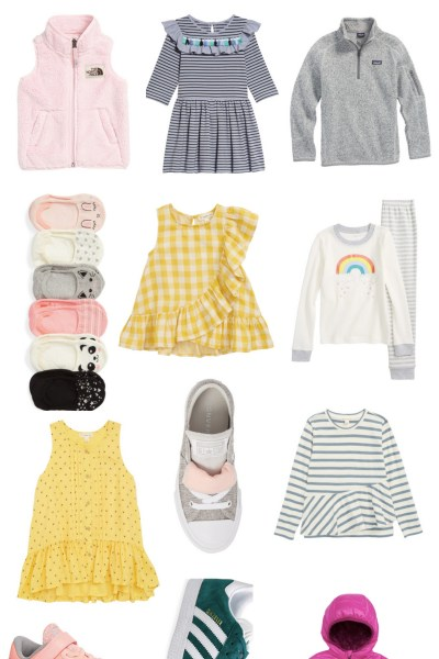 Nordstrom Anniversary Sale 2018 – Kids Picks!
