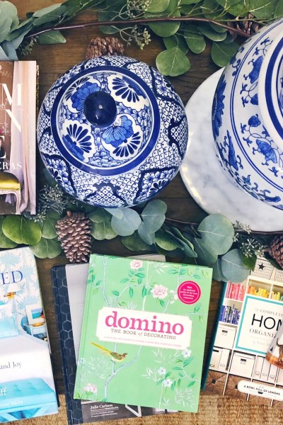 My Favorite Home Decor Books