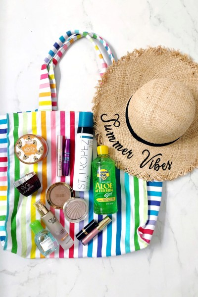 Beauty Products for Your Summer Vacation