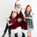 Where to Get Santa Photos in Houston