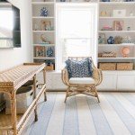 Natural Seating at Home + Our Family Room/Playroom