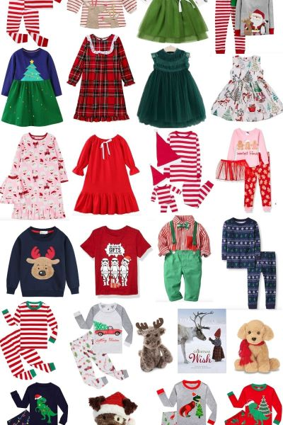 Amazon Holiday Clothing for Girls & Boys