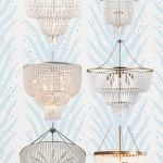 Aerin Jacqueline Beaded Chandelier Lookalikes