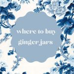 The Best Ginger Jars Online