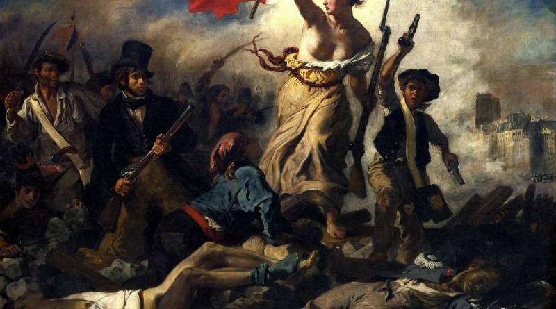 peintre Eugene Delacroix