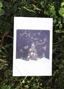 ©Véronique Milioni, Créatrice, Papeterie Carte Postale S'émerveiller