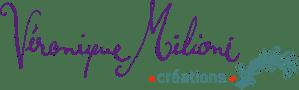 ©Véronique Milioni, Logo, Graphiste et Créatrice de sa marque destinée aux professionnels de l'aménagement intérieur