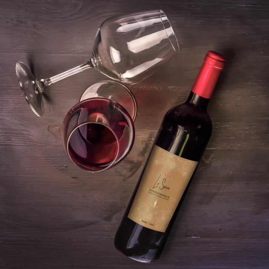 ©Véronique Milioni graphiste lyon, etiquette vin