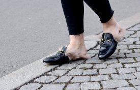 Gucci Princetown Slipper, Chloé Faye, Zara, Destroyed Jeans, Pandora