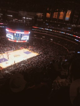 Road Trip, Los Angeles, California, Kalifornien, LA, Staples Center, Lakers, Basketball