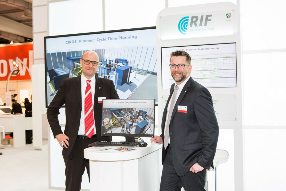 Nachlese HANNOVER MESSE 2018