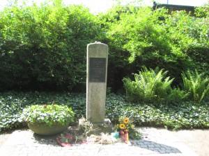 Denkmal Ostfriedhof