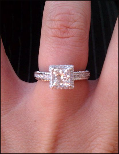 A Verragio Engagement Story When Happily Ever After Is