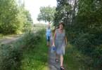 Talanderwandeling - bosdomein Hoge Vijvers