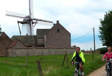 Klepmolen in Balegem - fietszoektocht Oosterzele