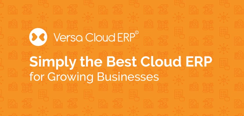 Versa Cloud ERP All-In-One solution