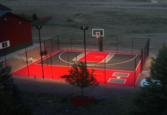 versacourt court lighting