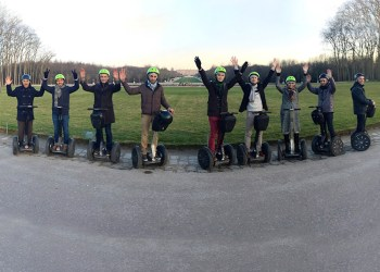 Versailles Events - Outdoor Activities Segway - Professional