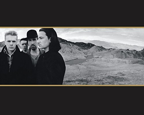 Shopping - Ratgeber the-joshua-tree-20th-anniversary-edition U2 - The Joshua Tree - Album 30 jähriges Jubiläum