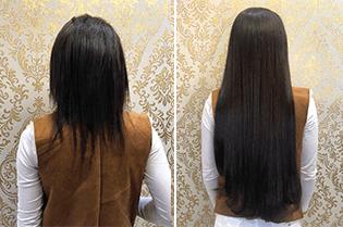 Autoestima renovada com Mega Hair