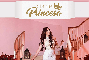 Promoção – Dia de Princesa