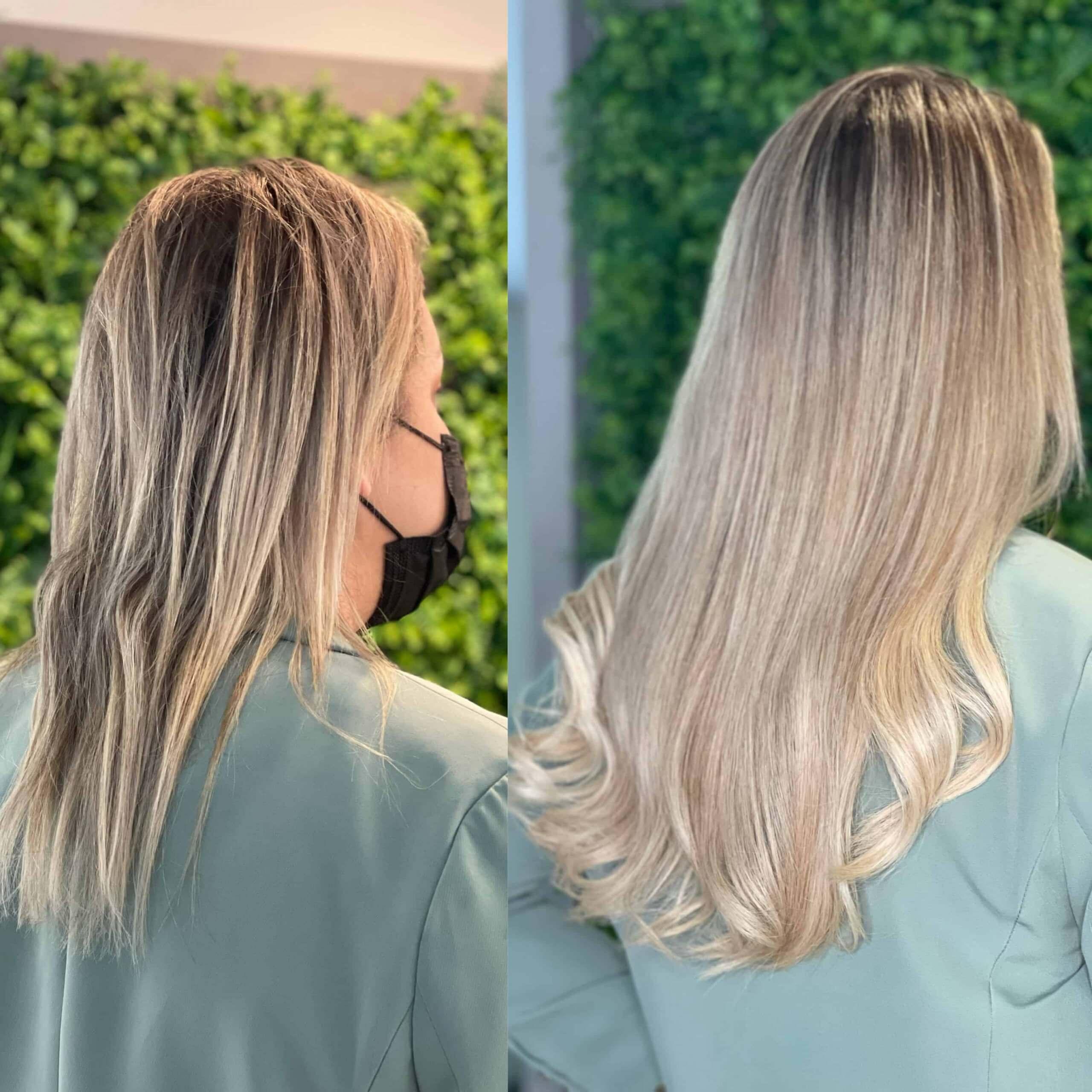 Mega Hair em cabelo curto
