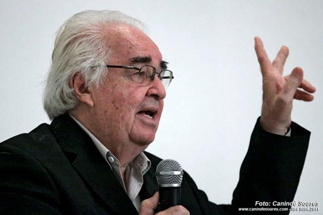 Dorian Gray Caldas em 2010. Foto: Canindé Soares