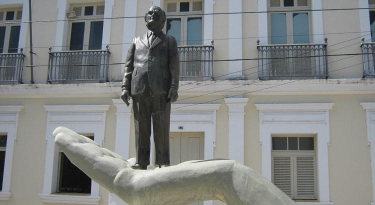 Memorial Câmara Cascudo fica localizado na Praça André de Albuquerque no bairro Cidade Alta Foto: Divulgação
