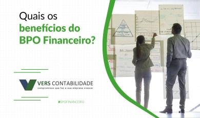 Quais os benefícios do BPO Financeiro