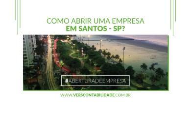 Como abrir uma empresa em Santos - SP - 390X230px