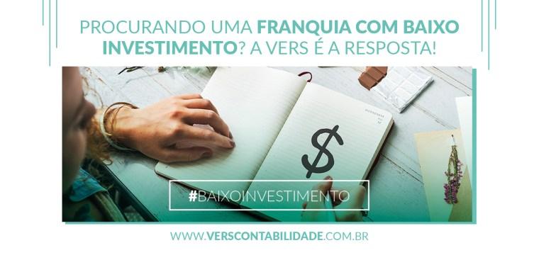 Procurando uma franquia com baixo investimento A Vers é a resposta - 390x230px