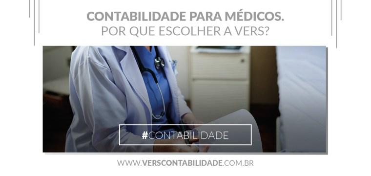 Contabilidade para médicos. Por que escolher a Vers - site 390X230px