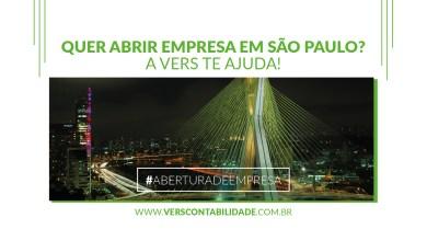 Quer abrir empresa em São Paulo A Vers te ajuda! - 390X230px