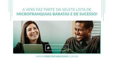 A Vers faz parte da seleta lista de microfranquias baratas e de sucesso! - site 390x230px