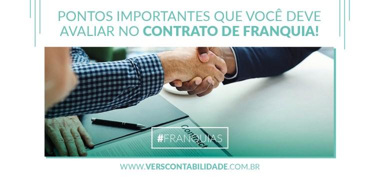 Pontos importantes que você deve avaliar no contrato de franquia - site 390x230px